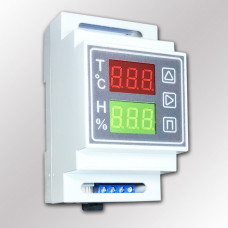 Измеритель - регулятор влажности и температуры ИРТВ-02 Si