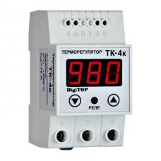 Терморегулятор DigiTOP ТК-4к с датчиком ТХА до 1000°C